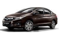 Honda City - Honda car showroom in Bangalore